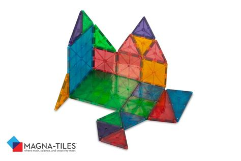 magna tiles 32 toys and co product detail magna tiles clear 32 pcs