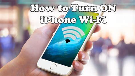 how to turn iphone on how to turn on iphone wi fi