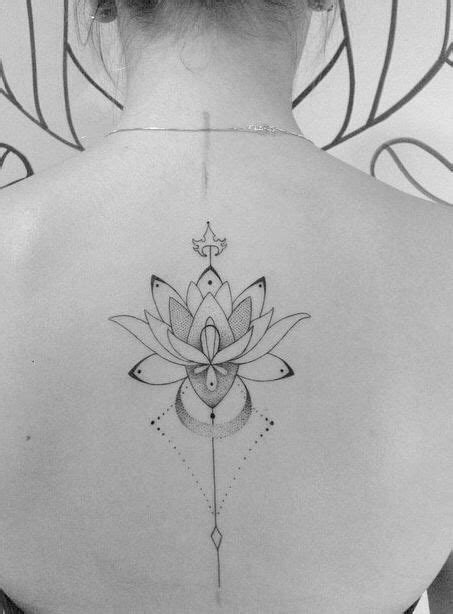30 Charming Lotus Flower Tattoos and Meanings - POP TATTOO