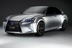 Gh Auto : lexus lf gh concept hybrid sports car with energy efficient powertrain ~ Gottalentnigeria.com Avis de Voitures