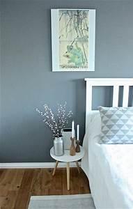 Wandfarbe Grau Schlafzimmer : die 25 besten ideen zu wandfarbe schlafzimmer auf pinterest graue wand schlafzimmer ~ Markanthonyermac.com Haus und Dekorationen