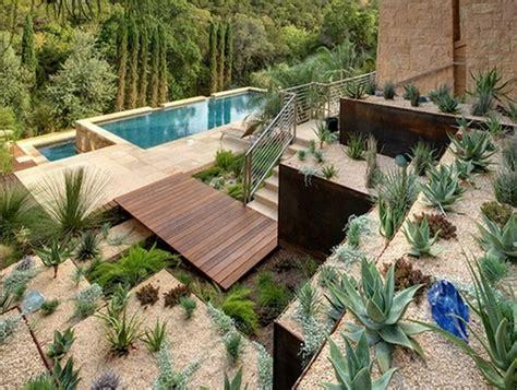 Backyard Desert Landscape Designs by Desert Landscaping Ideas Basic To Design A Great