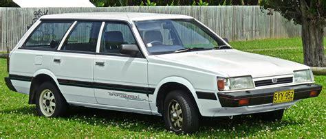 Subaru Impreza Station Wagon by 1992 Subaru Impreza Station Wagon Pictures Information