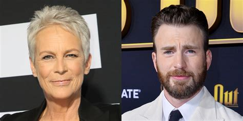 Jamie Lee Curtis Has a Theory About Chris Evans' Leaked ...