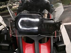 For Bmw R1200gs Front Brackets For Led Driving Lights For