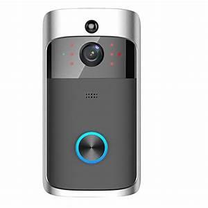 Smart Wireless Doorbell Wifi Visual Video Doorbell 720p