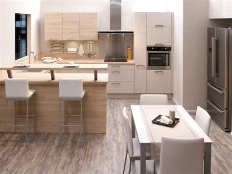 cuisine ouverte design cuisine salle a manger 4 cuisines aviva cuisine