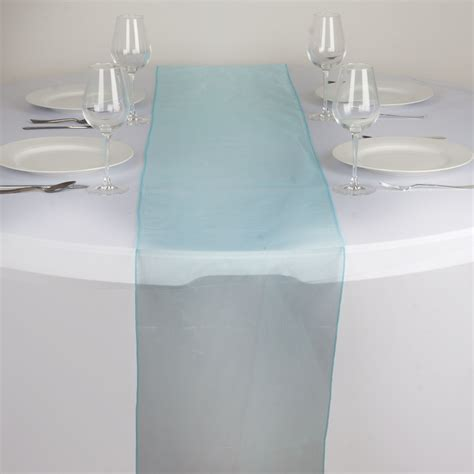 cheap table runners bulk 50 wholesale lot organza 14x108 quot table runners wedding