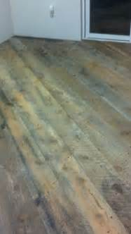 epoxy flooring wood clear epoxy coating over wood substrate