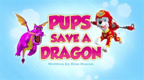 pups save  dragon paw patrol wiki fandom powered  wikia