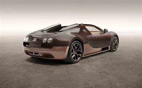 2014 Bugatti Veyron Rembrandt Edition Price & 0-60 Mph Time