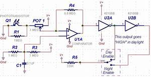 Touch Switch Using 40106b  This Circuit Is Based On The Well Known Timer Ic 40106b  Which Drives