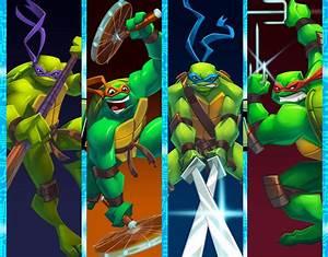 Teenage Mutant Ninja Turtles (TMNT) Movie HD Wallpaper ...