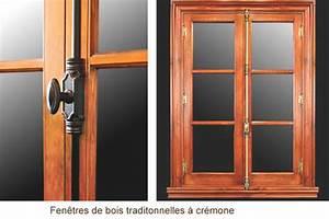 Isoler Fenetre En Bois : choix de fen tres les fen tres en bois guide perrier ~ Premium-room.com Idées de Décoration