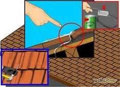find fix  roof leak roof leak roof flashing