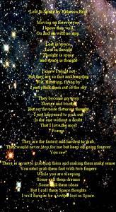 8^) BECKER'S BITZ!: Lost In Space - A Poem