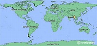 Where is Myanmar? / Where is Myanmar Located in The World ...