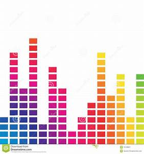 Colorful Music Volume Royalty Free Stock Photography ...  Volume