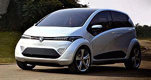 Proton 2011 Hybrid City Car  Proton Hybrid Concepts