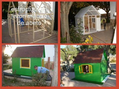 casita de madera hacer bricolaje es facilisimocom