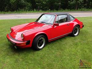 Porsche 911 Targa 1980 : porsche 1980 911sc targa ~ Medecine-chirurgie-esthetiques.com Avis de Voitures