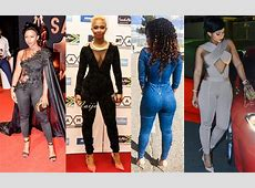 15 pictures proves Boity is the queen of the jumpsuit in World