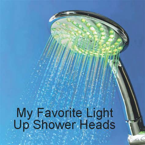 light up shower light up shower news to review
