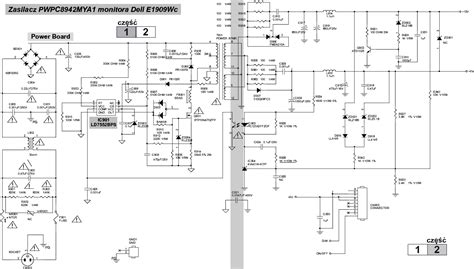 Wiring Diagram For Dell Power Supply Free by Dell Ps 5161 7ds Power Supply Schematic Service Manual