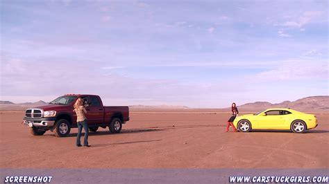 The Photo Shooting (chevrolet Camaro