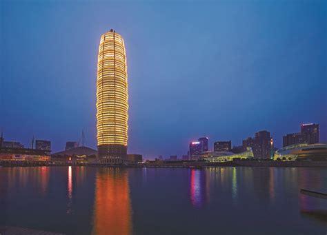 Book your tickets online for zhengzhou museum, zhengzhou: AsianTowers: Zhengzhou Greenland Plaza - The Modern Pagoda