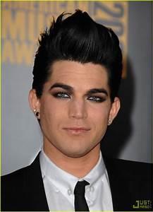 Adam Lambert HairStyle (Men HairStyles) - Men Hair Styles ...  Adam
