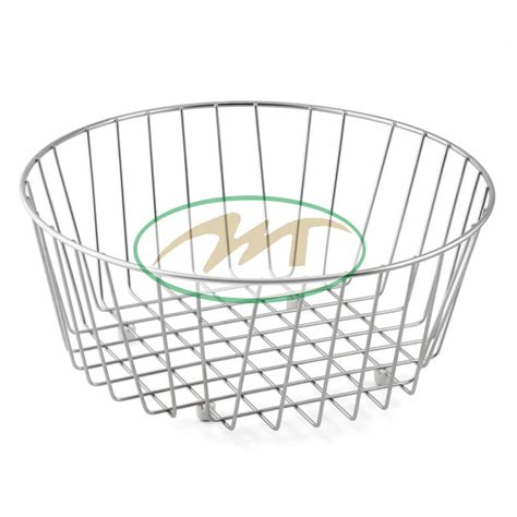 kitchen sink wire basket kitchen sink waste basket buy kitchen sink waste basket 6036