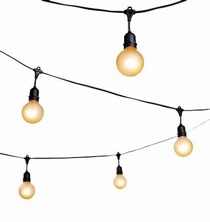 String Lights Transparent Led Wood Grade Feet