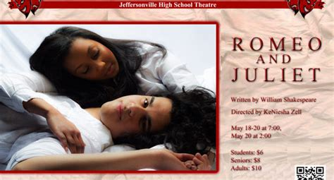 romeo juliet jhs theatre jeffersonville high school