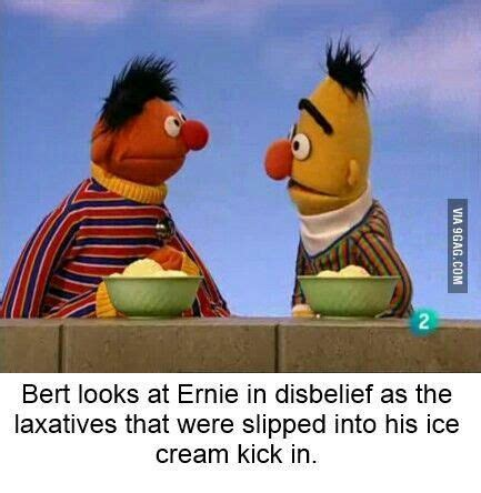 Ernie And Bert Memes - 17 best images about bert and ernie fun on pinterest county jail true art and posts