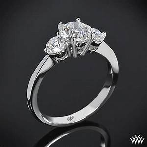 new engagement ring settings only With wedding ring mountings only