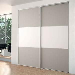 ykario les solutions rangement With installer des portes coulissantes de placard