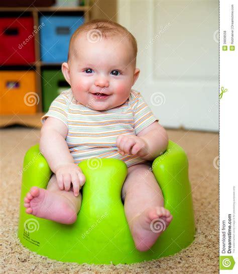 siege bebe bumbo baby bumbo seat to sit up stock photo