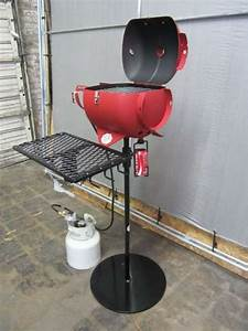 Fabriquer Un Barbecue Avec Un Bidon : 13 id es de barbecues fabriquer soi m me neat ideas gas bottle bbq diy grill barbecue grill ~ Dallasstarsshop.com Idées de Décoration
