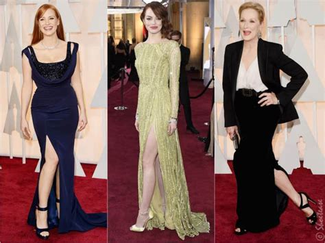 Best Heels 2015 Oscars Red Carpet Shoes