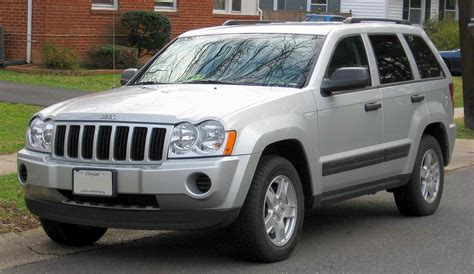 Jeep Grand Cherokee (wk) Wikipedia