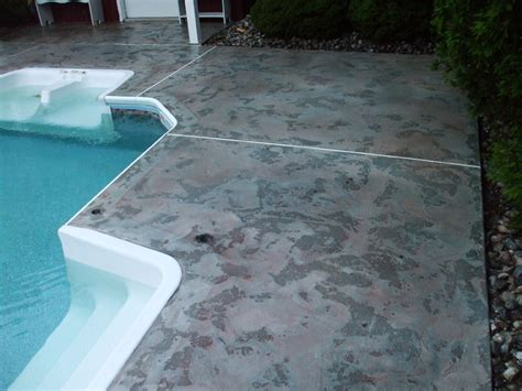 make your pool deck stand out sykesville maryland new aged concrete coatings llc
