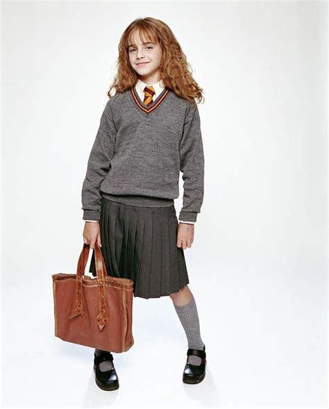 Hogwarts uniform in Harry Potter and the Philosopheru0026#39;s Stone | Hermione Granger | Pinterest | To ...