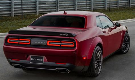 2019 Dodge Challenger Demon Hunter Rumors And Price 2018