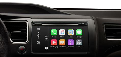 what is carplay for iphone carplay adds hidpi support automaker apps more in ios 9
