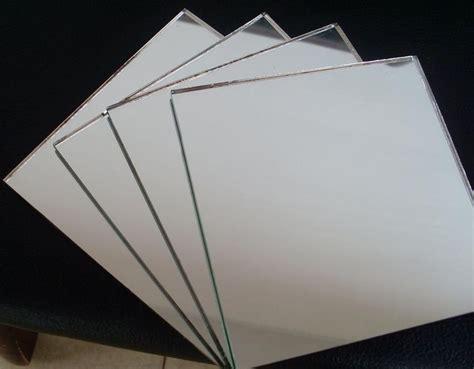 plastic mirror sheets aluminum mirror glass qingdao vatti glass co ltd