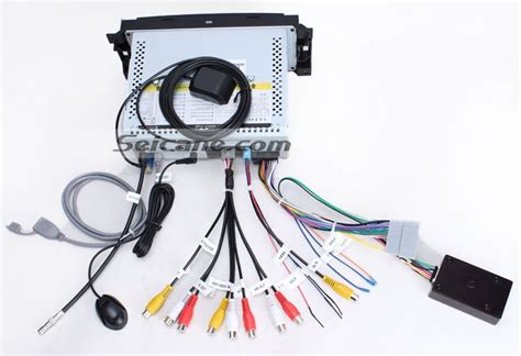 Jeep Commander Radio Wiring Harnes by 8 Easy Steps To Install A 2006 2007 2008 Jeep Commander