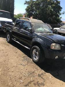 2001 Nissan Frontier Crew Cab 3 3 Manual Transmission Only