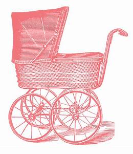 Royalty Free Images - Vintage Baby Carriages - The ...