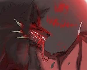 halloween werewolf dragon by petplayer976 on DeviantArt